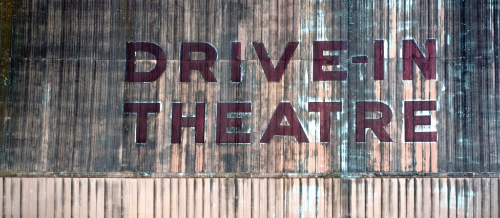 Summer Bucket List Ideas - go to a drive-in movie
