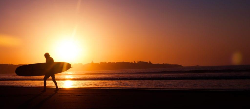 Summer Bucket List Ideas - Learn how to surf